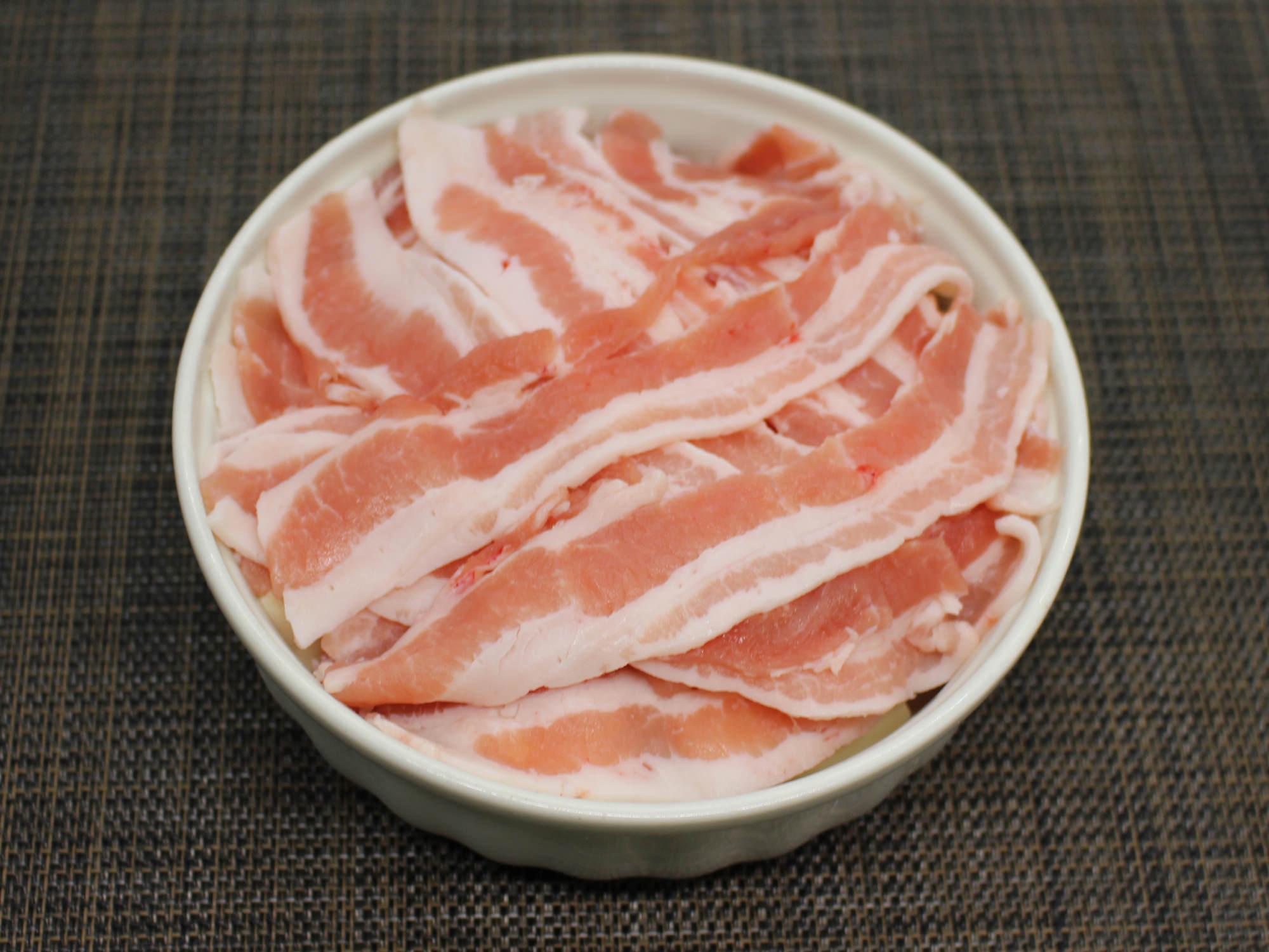 リード肉豆腐作り方1