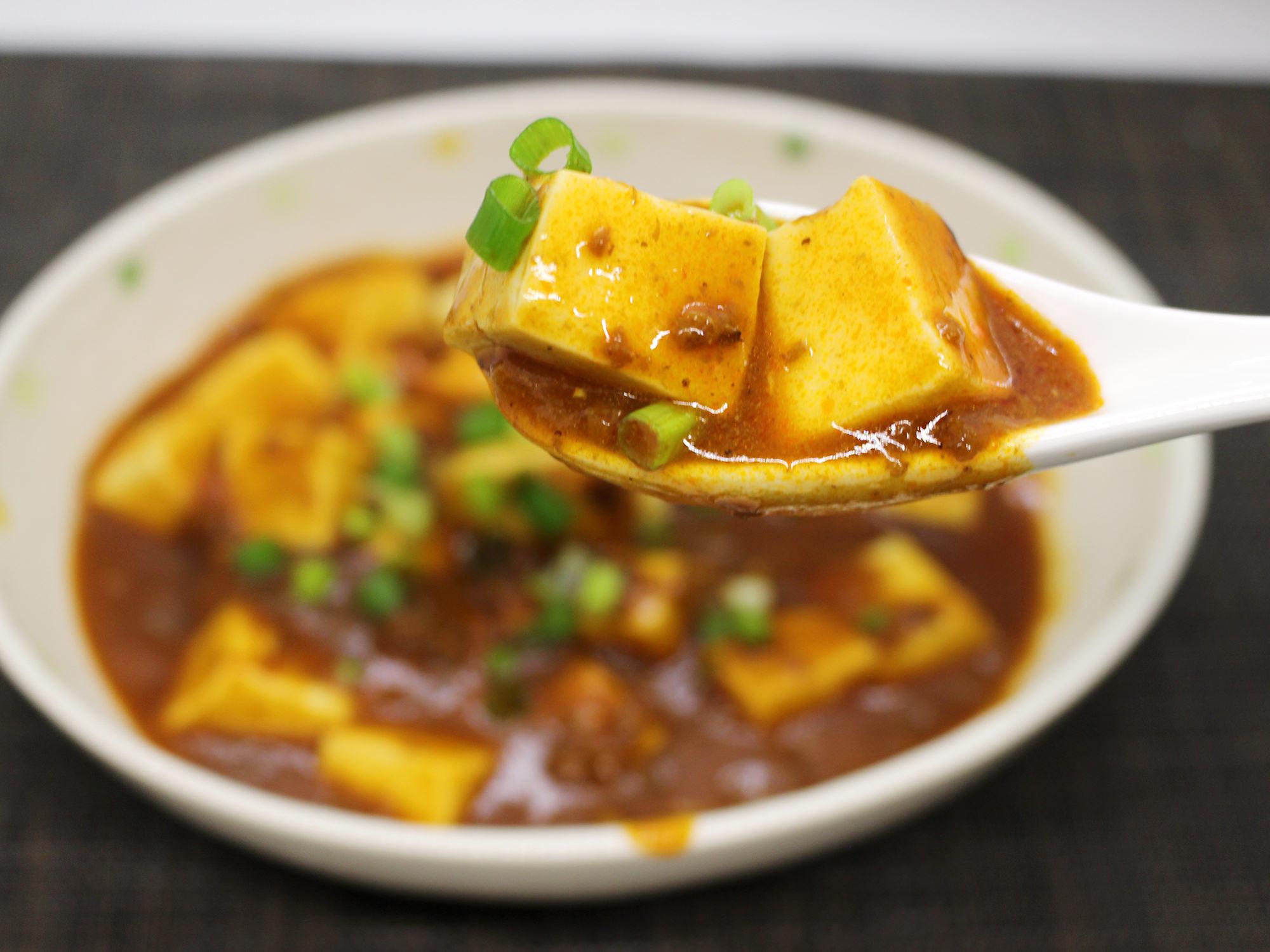 麻婆豆腐辛口2